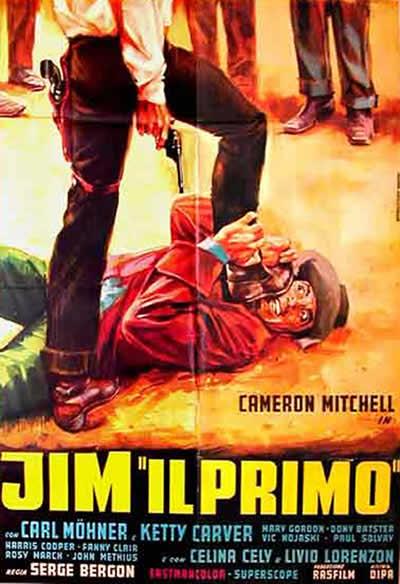 Le dernier pistolet ( Jim il Primo ) –1964- Sergio BERGONZELLI Jim_il10