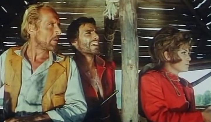 Sang et Or - Frontera al Sur [Kitosch, l'uomo che veniva dal Nord] (1966) - José Luis Merino [Joseph Marvin] Kitosh11