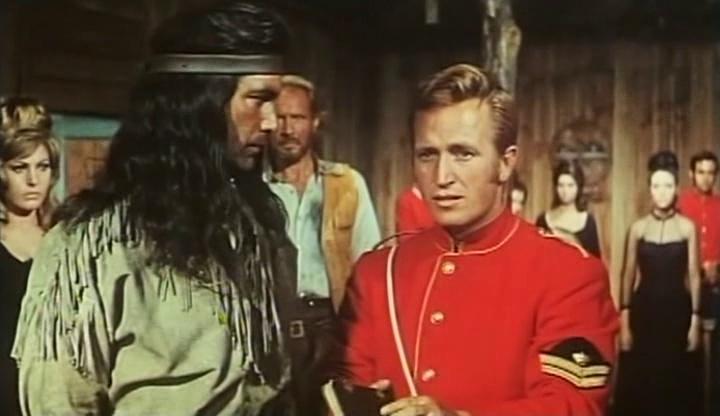 Sang et Or - Frontera al Sur [Kitosch, l'uomo che veniva dal Nord] (1966) - José Luis Merino [Joseph Marvin] Kitosh12