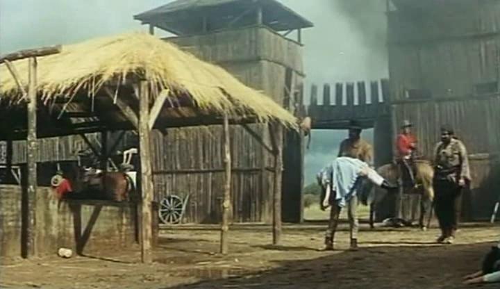 Sang et Or - Frontera al Sur [Kitosch, l'uomo che veniva dal Nord] (1966) - José Luis Merino [Joseph Marvin] Kitosh14