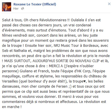 Messages de Roxane sur Facebook [MAJ 04.09] 02071_10