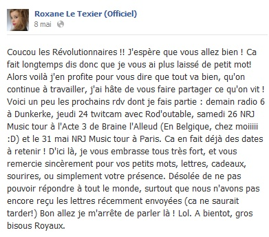 Messages de Roxane sur Facebook [MAJ 04.09] 0805_b10