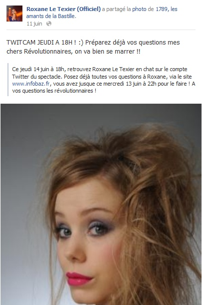 Messages de Roxane sur Facebook [MAJ 04.09] 1106_b10