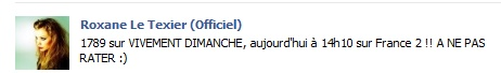 Messages de Roxane sur Facebook [MAJ 04.09] 1501_b10