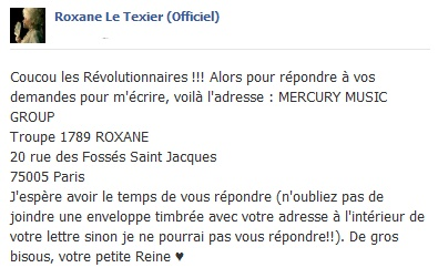 Messages de Roxane sur Facebook [MAJ 04.09] 1604_b10