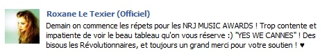 Messages de Roxane sur Facebook [MAJ 04.09] 2301_b10