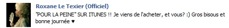 Messages de Roxane sur Facebook [MAJ 04.09] 2702_b10