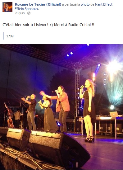 Messages de Roxane sur Facebook [MAJ 04.09] 28061_10
