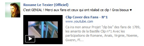 Messages de Roxane sur Facebook [MAJ 04.09] Fb291210