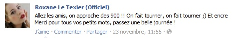 Messages de Roxane sur Facebook [MAJ 04.09] Messro12