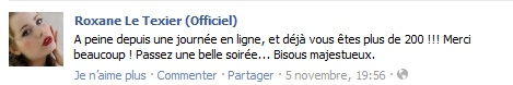 Messages de Roxane sur Facebook [MAJ 04.09] Stat4_10
