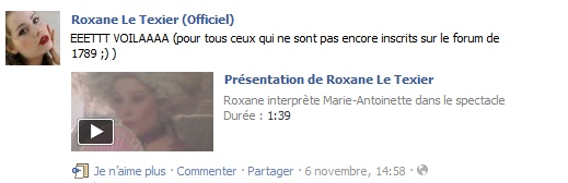 Messages de Roxane sur Facebook [MAJ 04.09] Stat6_10