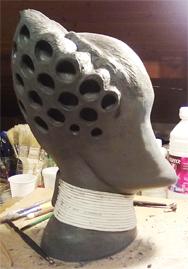 Buste Predator 1811