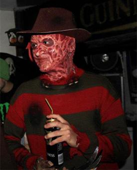 Création masque Freddy Krueger 2210