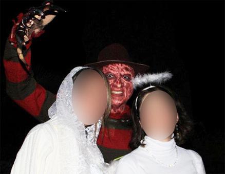 Création masque Freddy Krueger 2310
