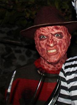 Création masque Freddy Krueger 2610