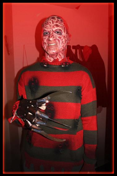 Création masque Freddy Krueger 2810