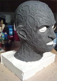 Création masque Freddy Krueger 5-16-110
