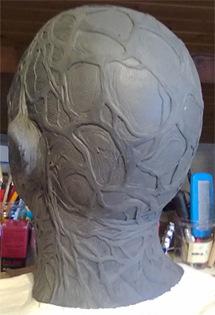 Création masque Freddy Krueger 511