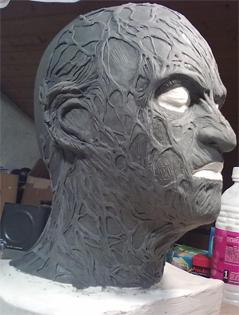 Création masque Freddy Krueger 7-16-110