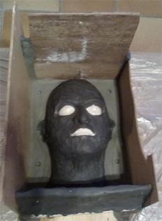 Création masque Freddy Krueger 910