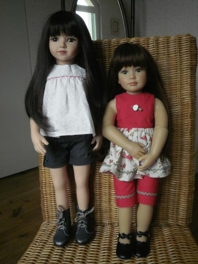 Maru, une vraie brunette enfin ! nouvelles photos p. 4 P4153312