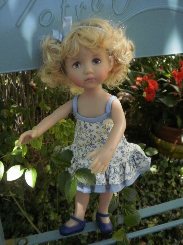 Une nouvelle p'tite Boneka chez moi... P7012610