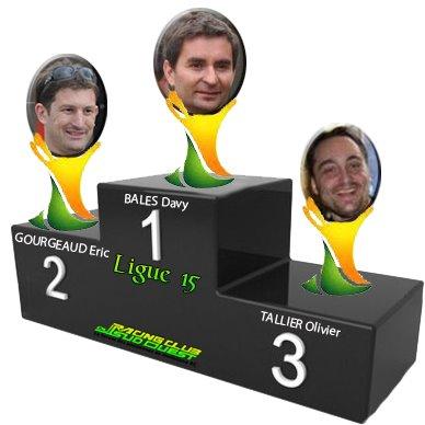Davy BALES - Champion de Région 2010/2011 38892010