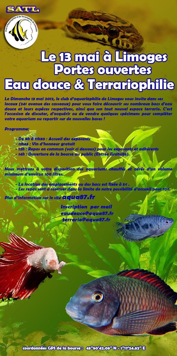 bourse aquario et tarrario à limoges 13311210