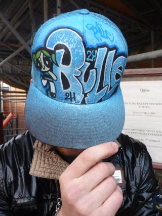 [Important] 2Heures Custom Personalisation de casquettes 18341210