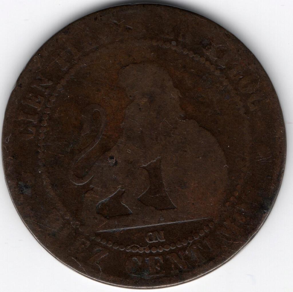 10 céntimos 1870. Gobierno Provisional Img04310