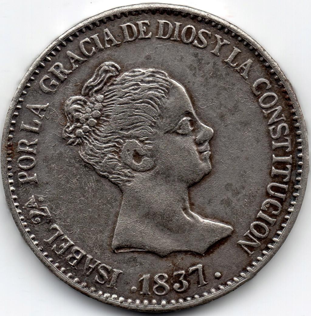 20 Reales 1837 Es Falsa ? Img06710