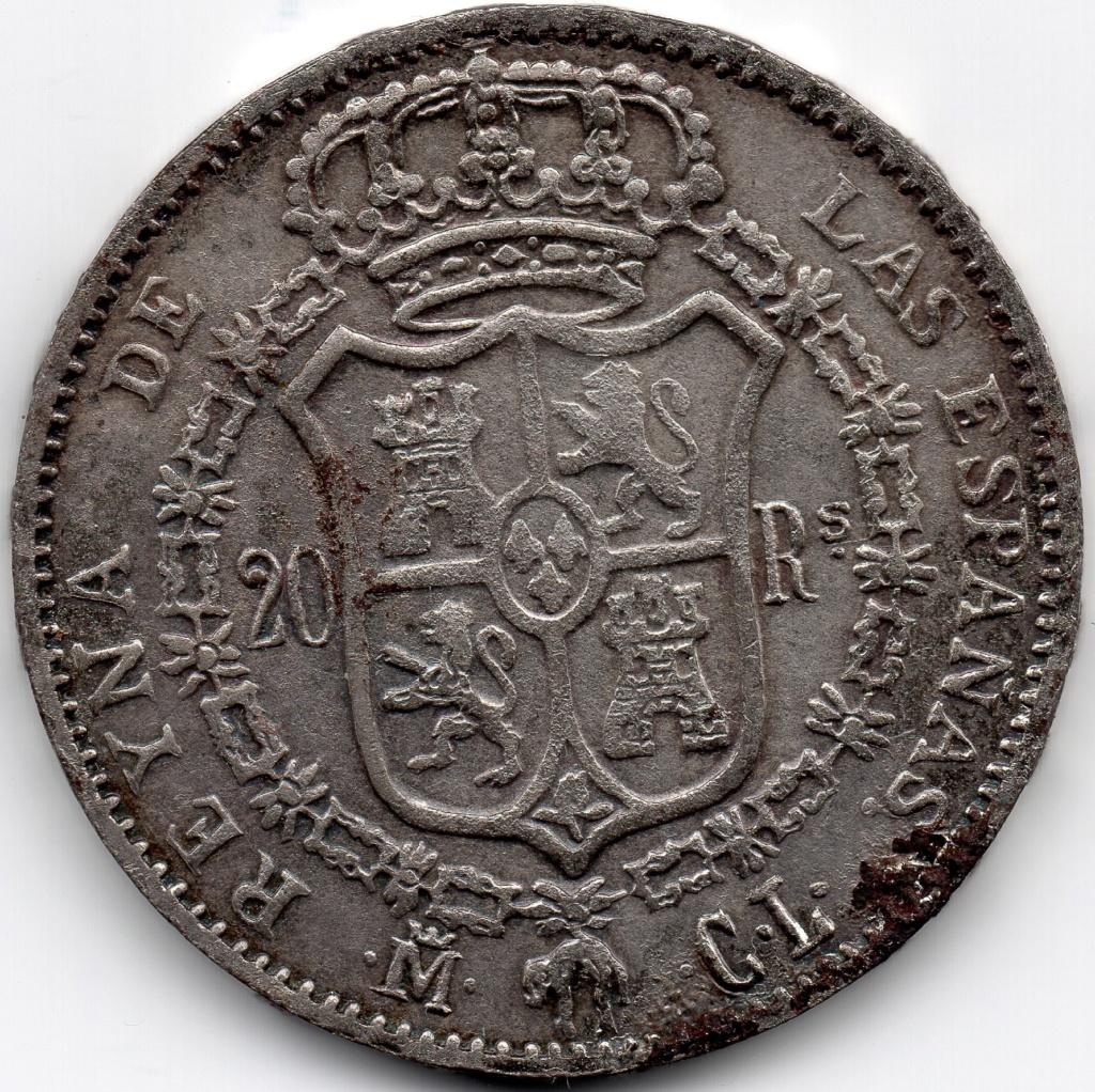 20 Reales 1837 Es Falsa ? Img06810