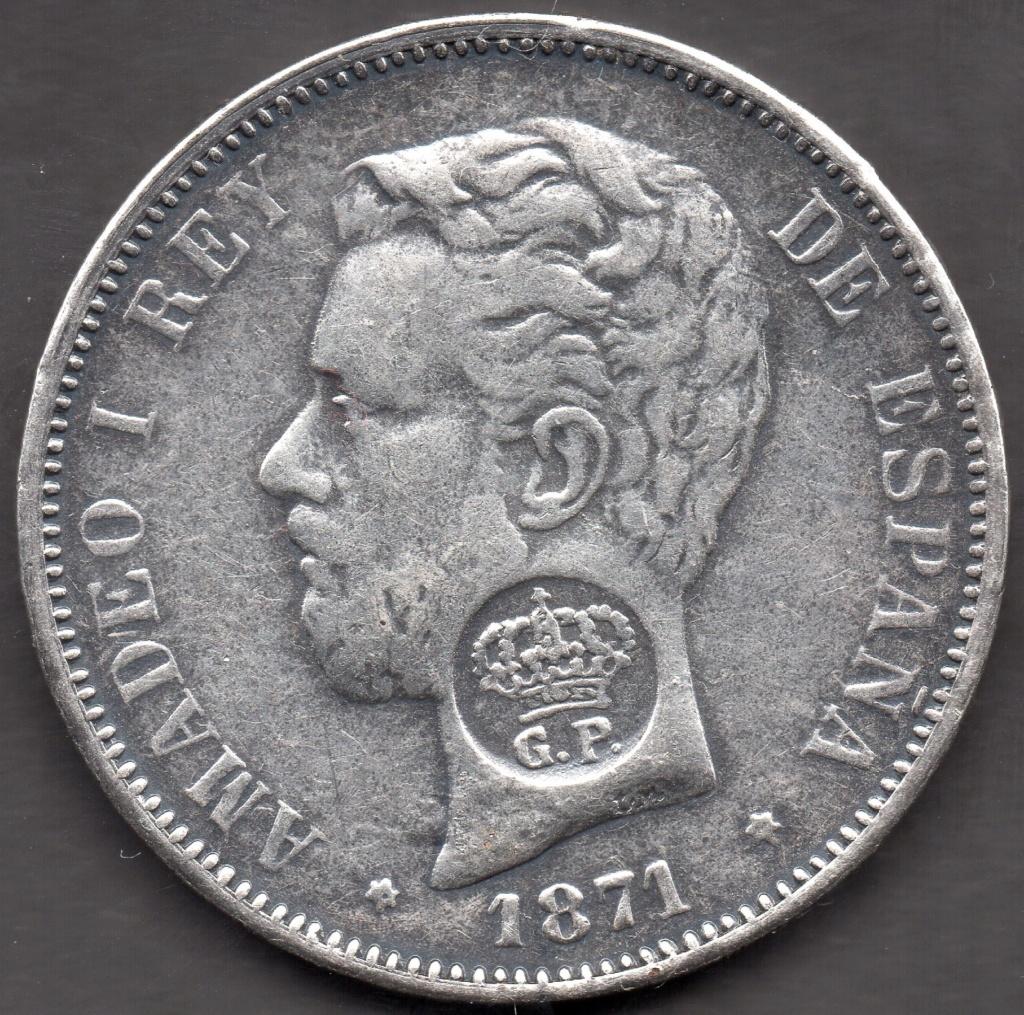5 Pesetas 1871 Es Autentica ? Img06910
