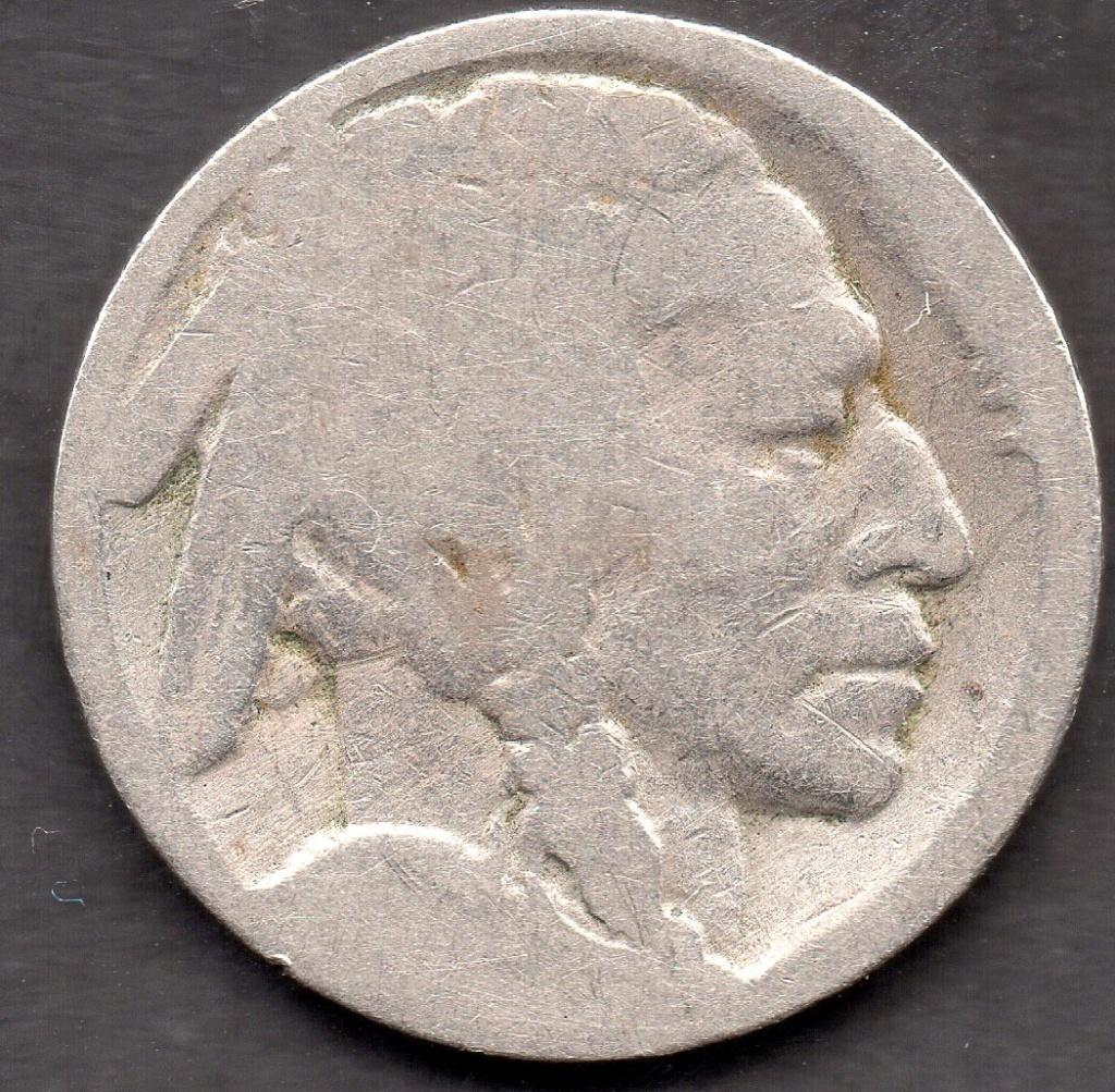 5 Cents Estados Unidos de América. Tipo Indio. Img08111