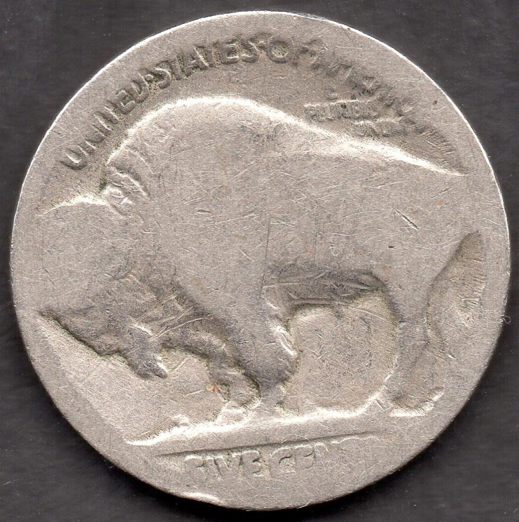 5 Cents Estados Unidos de América. Tipo Indio. Img08211