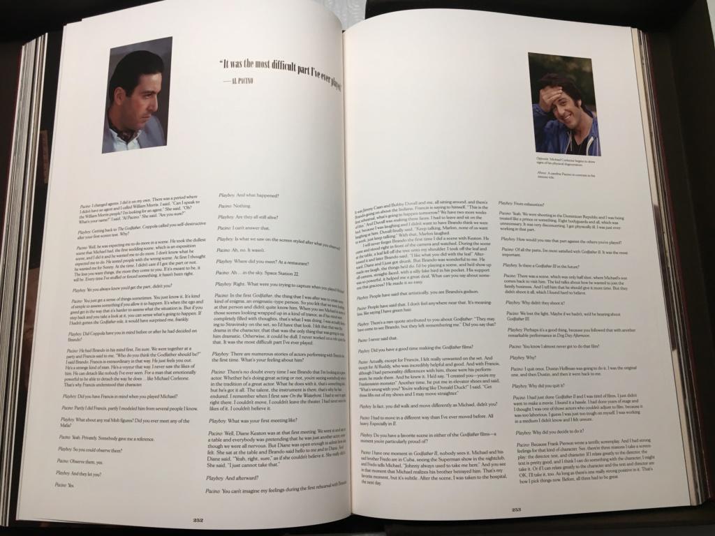 The Godfather Family Album Sin la pagina firmada. Img_8910