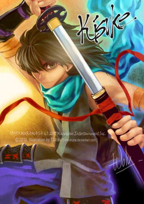 [RP] Vos personnages en images! Kisuke10