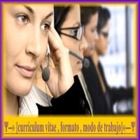 Ψ--» [curriculum vitae , formato , modo de trabajo]«---Ψ