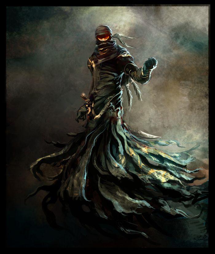 Demon of the Sky: Daekon the Crow Pop_2_10