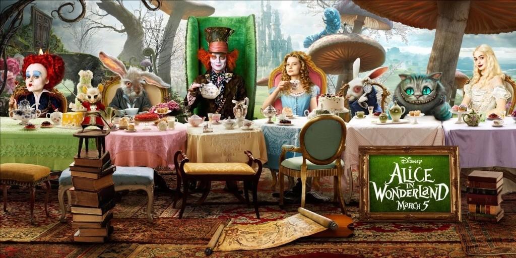 Alice aux pays des merveilles (RPG)