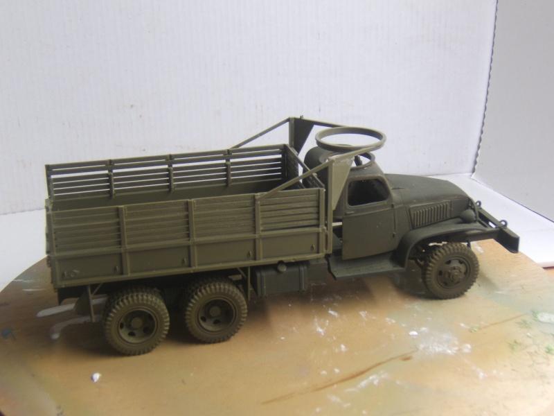 GMC  1/35 ITALERI Dscf4418