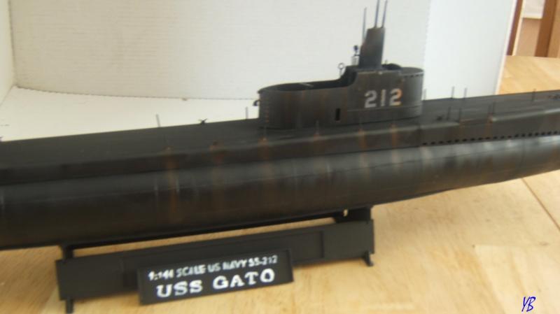 US  GATO 1/144 Trumpeter Dscf4519