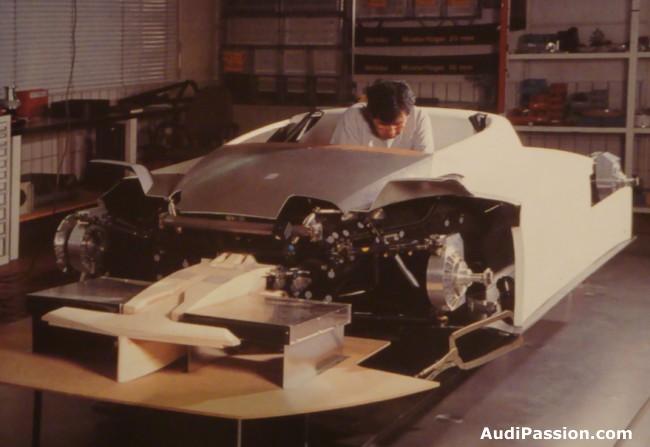 Audi en endurance : une ascencion fulgurante et c'est pas fini.......... 313