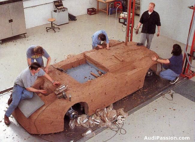 Audi en endurance : une ascencion fulgurante et c'est pas fini.......... 513