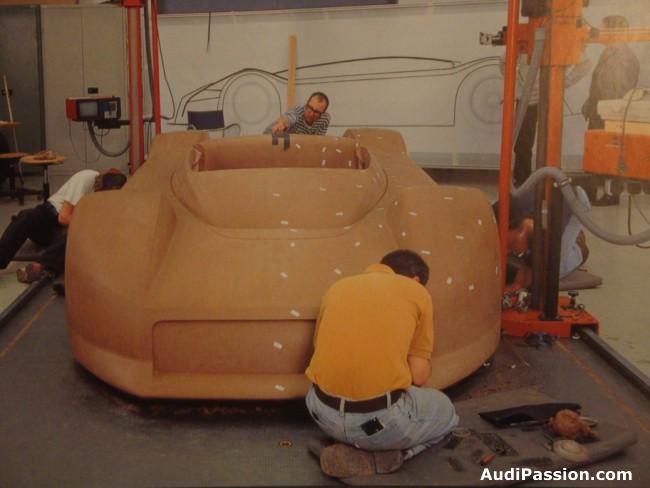 Audi en endurance : une ascencion fulgurante et c'est pas fini.......... 612