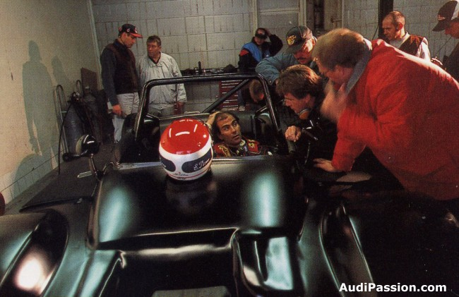 Audi en endurance : une ascencion fulgurante et c'est pas fini.......... 713