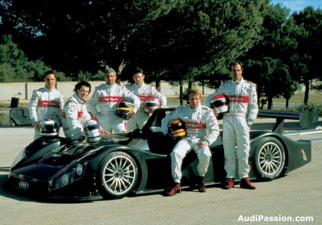 Audi en endurance : une ascencion fulgurante et c'est pas fini.......... 813