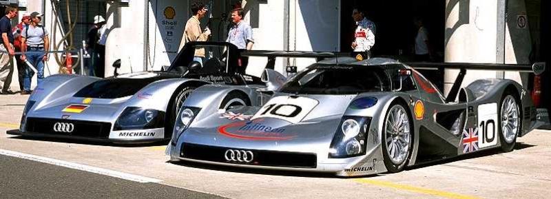 Audi en endurance : une ascencion fulgurante et c'est pas fini.......... Fb159