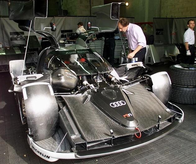 Audi en endurance : une ascencion fulgurante et c'est pas fini.......... Fb160